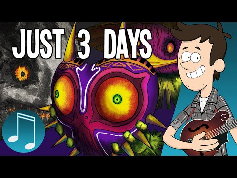 """Just 3 Days"" - Majora's Mask song by MandoPony 