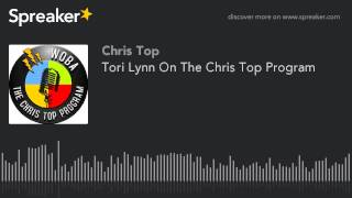Tori Lynn On The Chris Top Program (part 1 of 3)