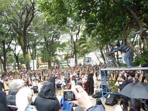 Harpa Paraguaia - apresentação