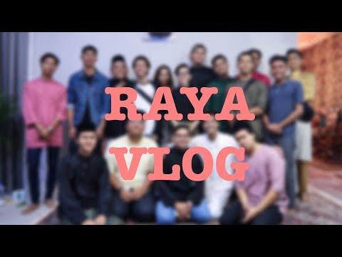 OPEN HOUSE TP TAK INVITE SEMUA ? #RayaVlog