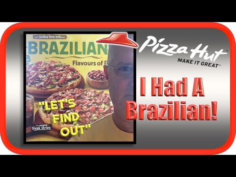 "an introduction to the business of pizza hut in brazil Introduction • type: • founded: pizza hut ""think global act local"" first to introduce localized menu there will be pizza hut pizza."