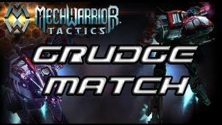 Mechwarrior Tactics - Angry Joe vs. Totalbiscuit - Part 1