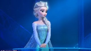 Frozen Pop Feat Dangdut First In Repuplic Indonesia