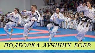 Спортивный турнир «Русский воин» по тхэквондо