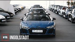 Collecting 38 NEW Audi R8s On The Same Day! | Eᴘ73: Gᴇʀᴍᴀɴʏ