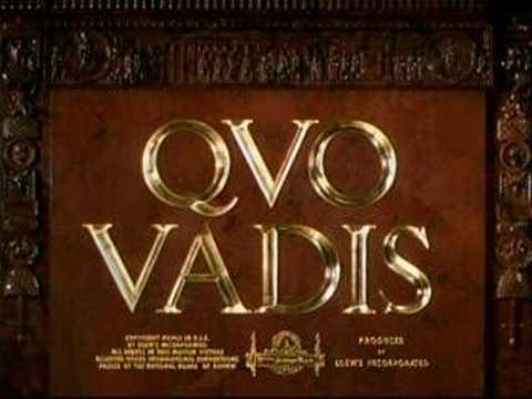 QUO VADIS(1951) - Prelude