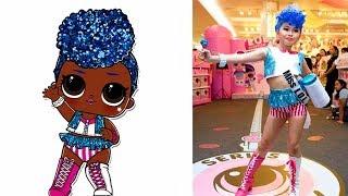 Куклы #LOL в реальной жизни 💥 Real Life LOL Surprise Dolls