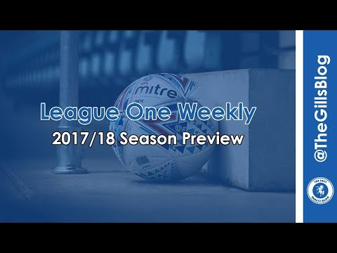 League One Weekly - Season Preview