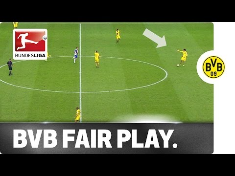 Dortmund's Great Show of Fair Play – Even in their Current Crisis