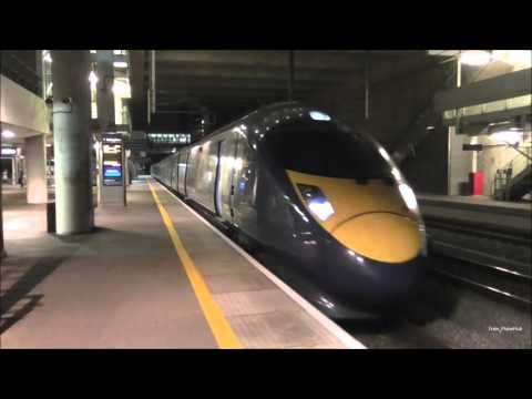 Trains At Stratford International | 27/10/15