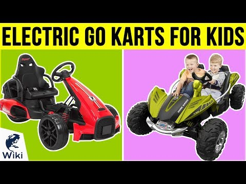 Top 8 Electric Go Karts For Kids of 2019 | Video Review