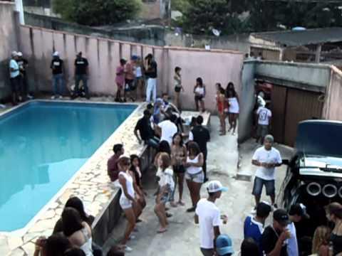 Baile funk area norte de BH la e festa da hora.......