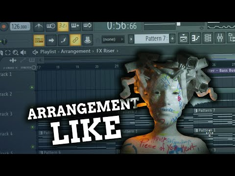 How To EDM: Melodic Deep House Track Arrangement (MEDUZA Style)