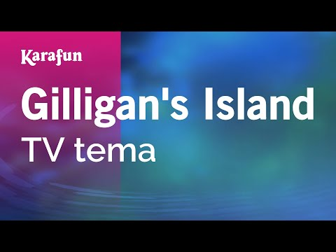 Karaoke Gilligan's Island - TV Theme *