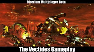 Etherium Multiplayer Gameplay - The Vectides
