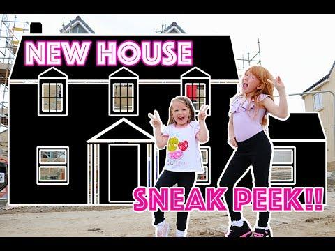 OUR NEW HOUSE SNEAK PEEK! Mp3