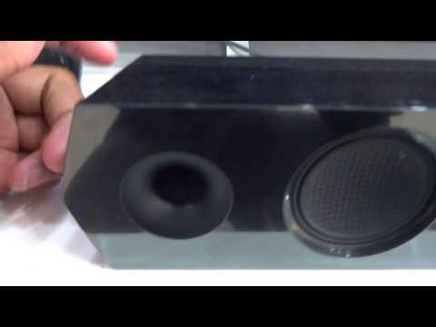 Sony BDV-N9200 Black Blu-ray Home Cinema System with Bluetooth display video