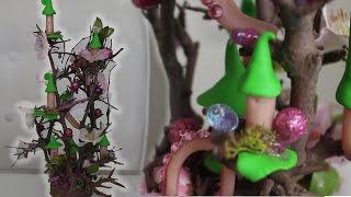 Elfenboom pakket maken! | Fantasy DIY-kit van Fantasyatelier