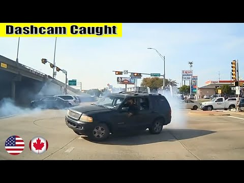 Ultimate North American Cars Driving Fails Compilation -137 [Dash Cam Caught Video]