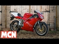 The story of the Ducati 916 | Interviews | Motorcyclenews.com