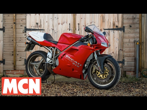 The story of the Ducati 916   Interviews   Motorcyclenews.com