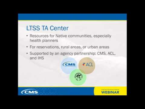 LTSS Resources Online: The LTSS Technical Assistance Center