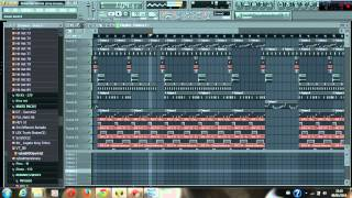 Show me - Kid ink feat Chris Brown Instrumental FL Studio Remake[Free Download]