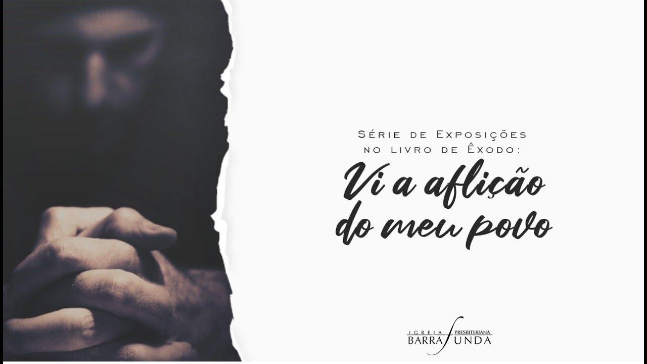 Exposição Bíblica em Êxodo 1.8-22 - Pastor Mauro Meister