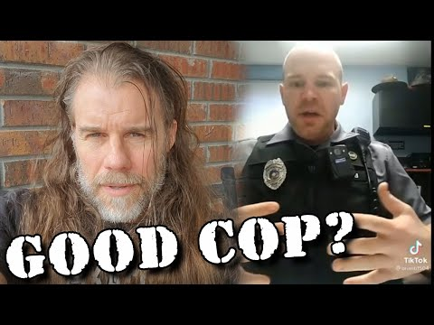 """Is this FINALLY a """"Good"""" Cop?"""