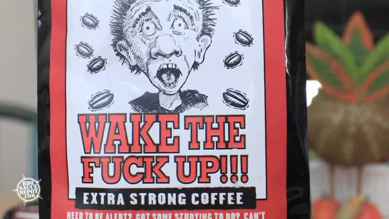 Wake the fuck up coffee Nude Photos 59