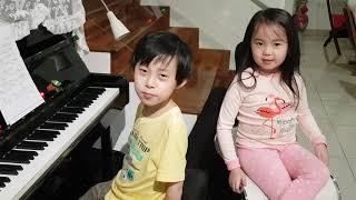 学猫叫 xue mao jiao @ piano.. june 2019