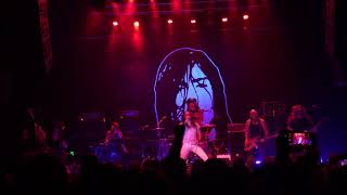 "Andrew W. K. ""Music Is Worth Living For"" Live"