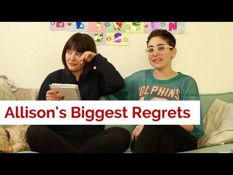 biggest dating regrets