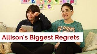 MY BIGGEST REGRETS (PART 1) / Gaby & Allison