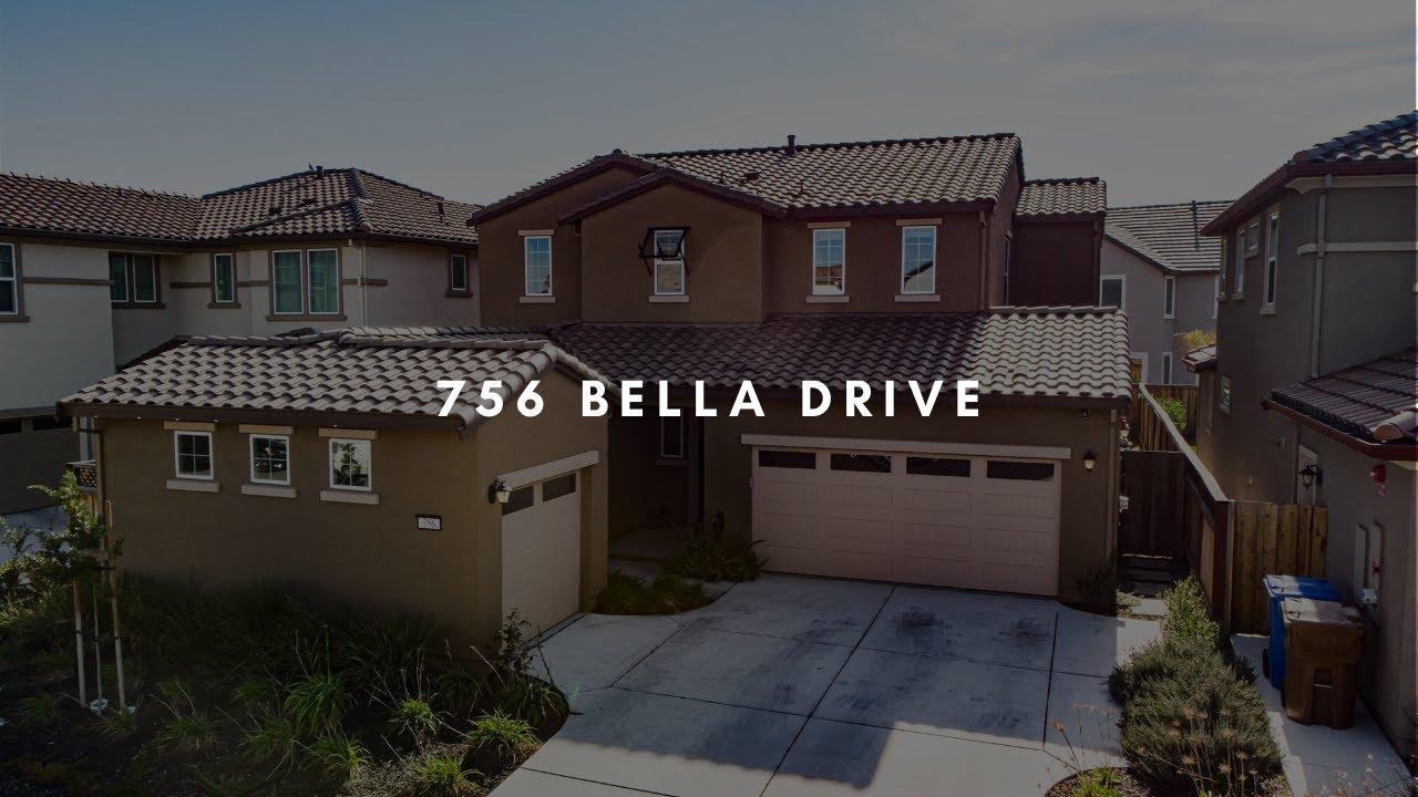 756 Bella Drive, Brentwood, CA 94513