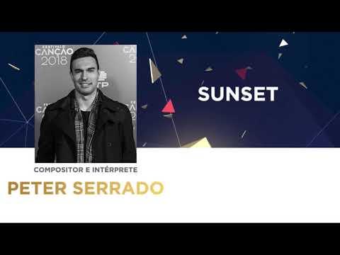 Sunset (45'') - Peter Serrado | Festival da Canção 2018