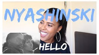 🇰🇪 Nyashinski - Hello | (***REACTION***)