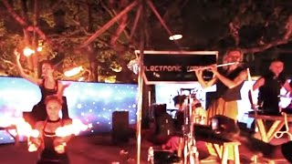 Avi Adir & Electronic Traffic - Fire Dance by GuZel Apsara & Anna Trish Thumbnail