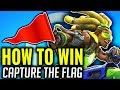 How to WIN Capture the Flag [Overwatch]