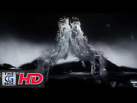 """CGI VFX Behind the Scenes : """"OFFF St. Petersburg Titles & Interactive Experience"""" - by The Mill"""