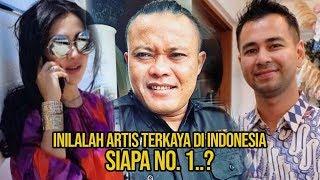 Zapętlaj 8 Artis Terkaya Indonesia! siapa yang pertama, Sule Ungguli Syahrini & Nagita Slavina | DramaSelebs