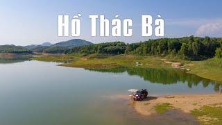 Bay lượn ngắm hàng nghìn hòn đảo ở hồ Thác Bà