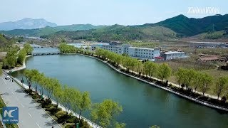 Barren village turns into lush land in Liaoning, China
