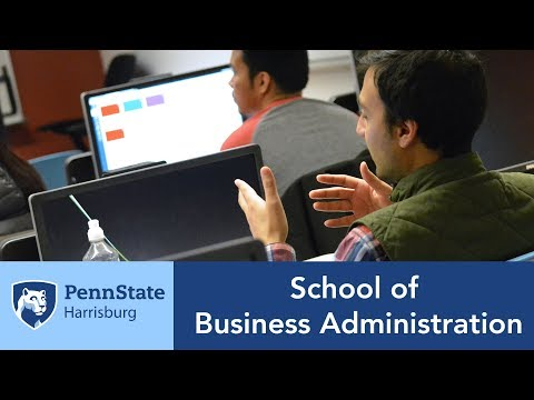 The School of Business Administration at Penn State Harrisburg