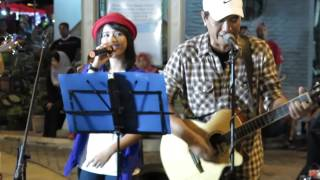 Buscaria Buskers 'TV Shooting'