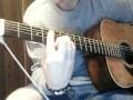 How To Play- Angel Flight By: Radney Foster video
