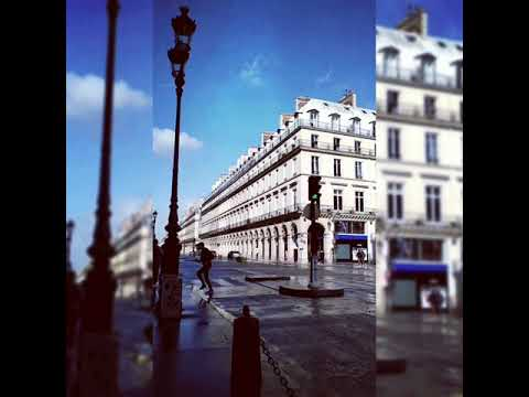 #muséedulouvre #thecityofLove #ParisFrance Walking Around In Rue De Rivoli Paris France