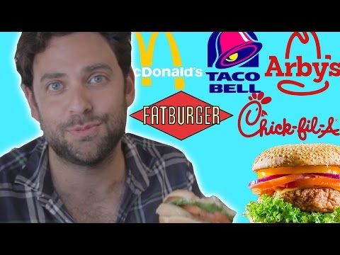15 Reasons You Eat Fast Food (with Barry Rothbart)