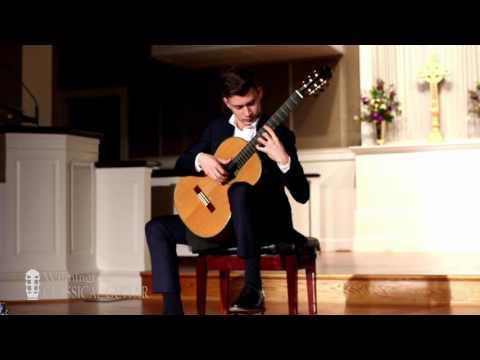 Thibaut Garcia - Moment Musical, Op. 26, No. 4 by Vincent Jockin