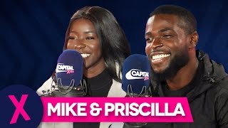 Love Island's Mike & Priscilla On Rumours, Leanne, The Hideaway & More | Capital XTRA
